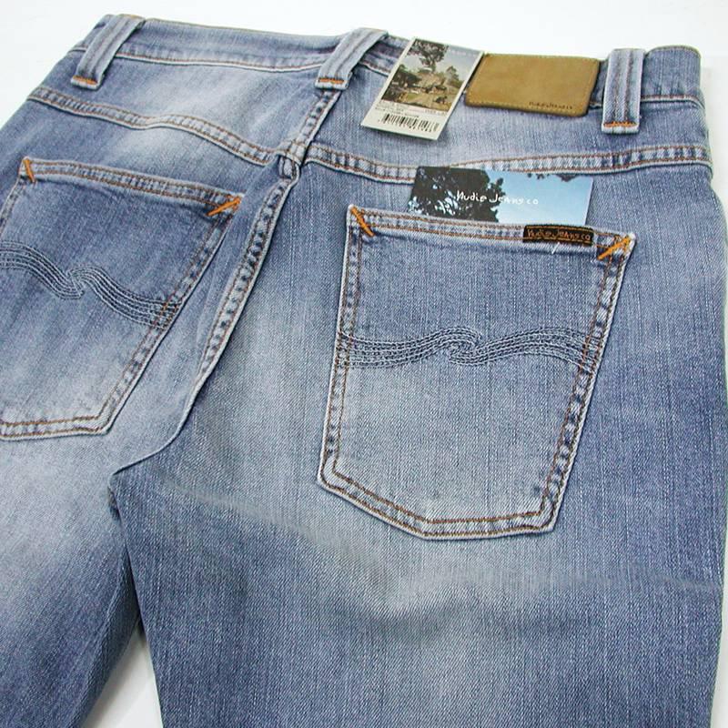 Nudie Jeans(ヌーディー・ジーンズ) Brute Knuts Denim Pants (ブルートクヌート・デニムパンツ)