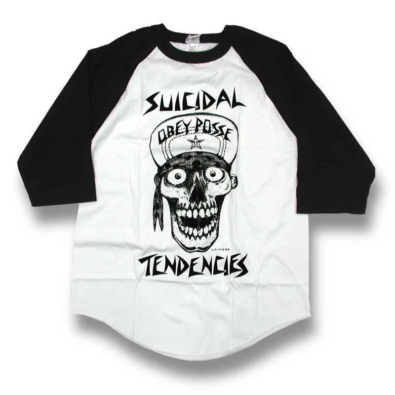 Suicidal tendencies hoodie