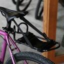 全エントリーでポイント6倍以上自転車リアキャリア(自転車の荷台) 高床タイプ シートピン止め NP-27 クラス27(積載重量27kg) ブラック(黒) 24インチ用 幼児座席(チャイルドシート)取り付け可能 リヤキャリア
