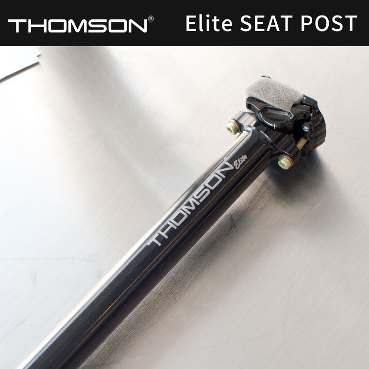 Elite SEAT POST 27.2mm THOMSON トムソン