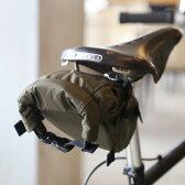 FAIRWEATHER フェアウェザー SeatBag Mini シートバック ミニ ツーリング サドルバック バイクパッキング