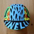 [2枚以上で2枚目から20%off][メール便対応]ANA BENAROYA POSEIDON CAP サイクルキャップ Cinelli チネリ イタリア製