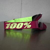 100%RACECRAFT(KLEPTO)MTBゴーグルレースクラフト2019スプリングモデル