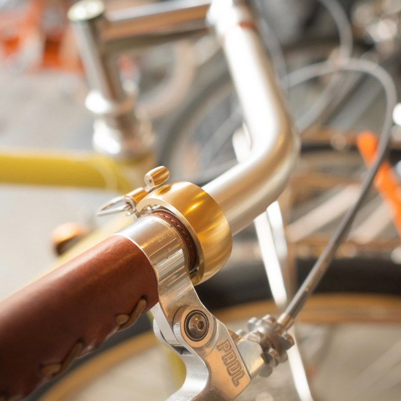 [ネコポス対応]knog ノグ  Oi LUXE Bell  small ノグ 自転車ベル コンパクト おしゃれ 22.2mm