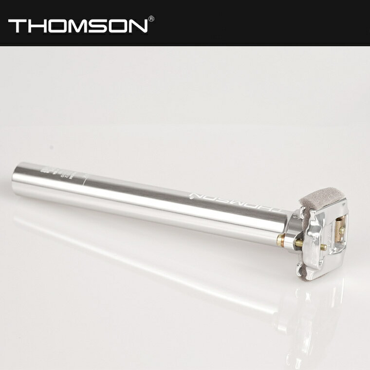Elite SEAT POST 27.2mm Silver THOMSON トムソン