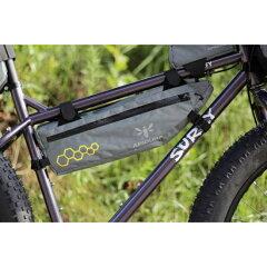 BikePacking/バイクパッキング/ツーリング/寝袋Apidura / アピデュラ フレームバッグ スモール ...