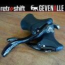 自転車/シクロレーサー/CXGevenalle/ギブネイル CX1n フロントシングル シフターなし