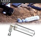 LEZYNE レザイン ALLOY DRIVE CO2 自転車 ピスト 携帯ポンプ 仏式