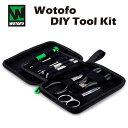 wotofo diy tool kit - 【レビュー】Wotofo STNG MTL RDA 超優秀な憎いヤツ!!ウォトフォの本気
