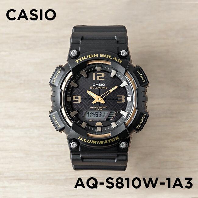 腕時計, メンズ腕時計 10CASIO AQ-S810W-1A3