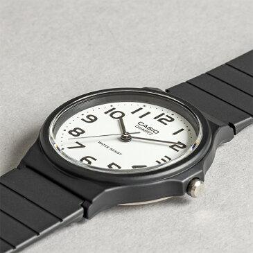 CASIO STANDARD ANALOGUE MENS カシオ スタンダード アナログ メンズ MQ-24-7B2 腕時計 レディース チープカシオ チプカシ プチプラ ブラック 黒 ホワイト 白
