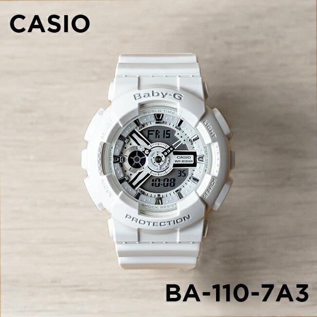 腕時計, レディース腕時計 10CASIO BABY-G G BA-110-7A3