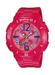 CASIOBABY-GNEONMARINESERIESANA-DIGIカシオベビーGネオンマリンシリーズアナデジBGA-171-4B1送料無料腕時計時計BABYGベビージーピンクBGA-171-4B1JF
