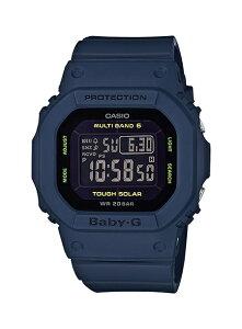 CASIO BABY-G カシオ ベビーG BGD-5000-2JF 腕時計 レディース キッズ 子供 女の子 デジタル 電波 ソーラー ソーラー電波時計 防水 ネイビー ブラック 黒
