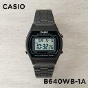 【10年保証】CASIO カシオ スタンダード B640WB-1A 腕時計 メンズ レディース キッズ 子供 男の子 女の...