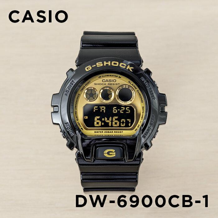 腕時計, メンズ腕時計 10CASIO G-SHOCK G DW-6900CB-1