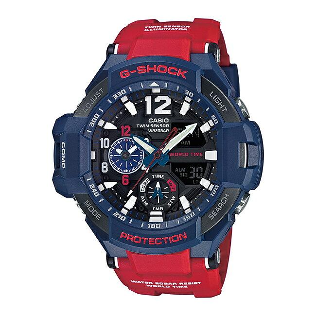 CASIO G-SHOCK Red watch 10CASIO G-SHOCK G GA-110...