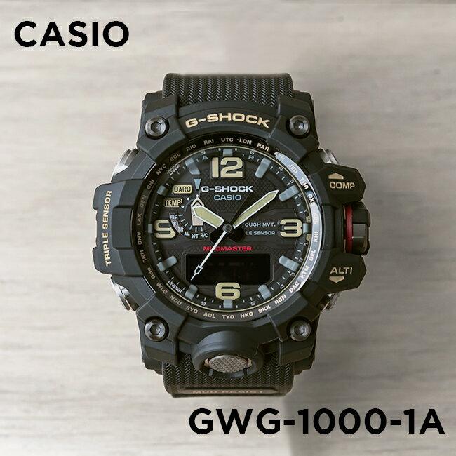 腕時計, メンズ腕時計 10CASIO G-SHOCK G GWG-1000-1A
