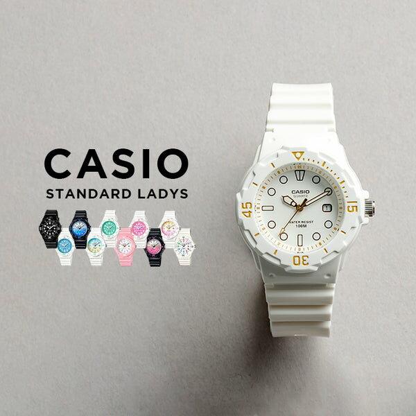 10年保証  日本未発売 CASIOカシオスポーツレディース腕時計時計ブランドキッズ子供女の子チープカシオチプカシアナログ日付