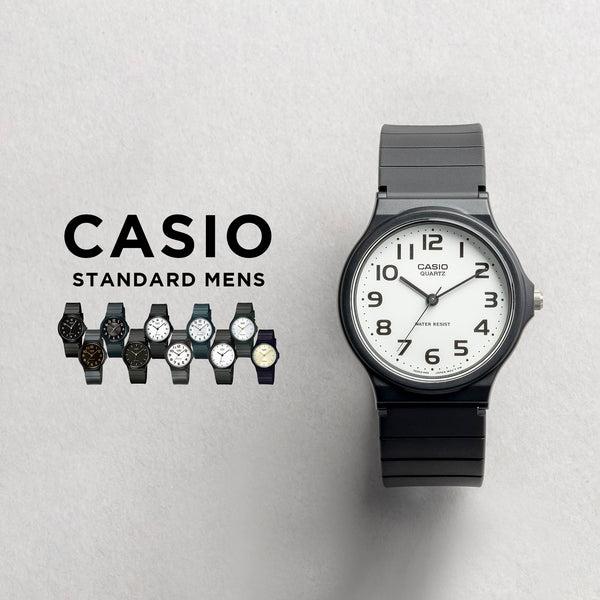 10年保証  日本未発売 CASIOカシオスタンダードメンズ時計腕時計レディースキッズ子供男の子女の子女子チープカシオチプカシ