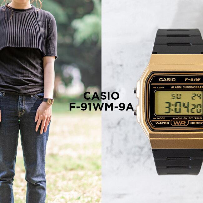 CASIO f91w watch 10CASIO F-91WM-9A