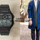 CASIO STANDARD DIGITAL カシオ スタンダード デジタル AE-1300WH-1A2 腕時計 メンズ レディース チープカシオ チプカシ プチプラ 防水 ブラック 黒 ピンク 日本未発売
