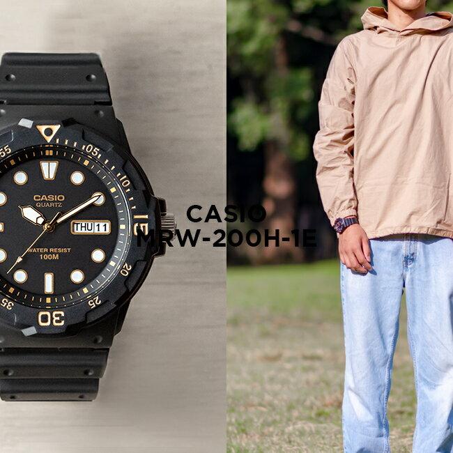 腕時計, メンズ腕時計 10CASIO MRW-200H-1E