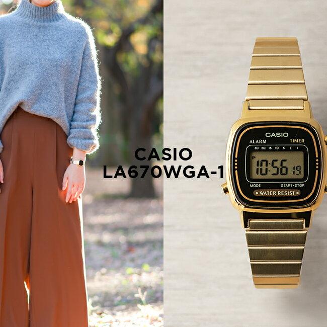 CASIO Watches 10CASIO LA670WGA-1