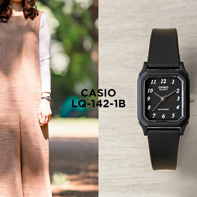 腕時計, レディース腕時計 10CASIO LQ-142-1B
