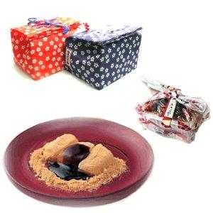 −山梨を代表する名菓−富士山お土産桔梗信玄餅6ヶ入り