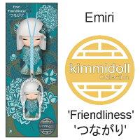 kimmidoll、キミドール、日本女性、根付け