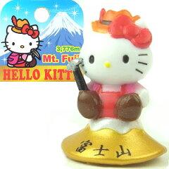 〜ご当地キティシリーズ〜ご当地キティ富士山限定富士山・Mt,Fuji根付け