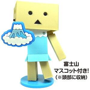 ご当地ダンボー富士山限定(壇坊)富士山マスコット付(頭部に収納)首・手・足が可動