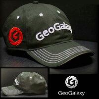 GeoGalaxy/ジオギャラクシーTourCap/ツアーキャップステッチ入り帽子