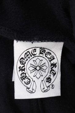 クロムハーツ/Chrome Hearts 【氷室京介】ダガープリントロングパンツ(M/ブラック×ホワイト)【FK04】【メンズ】【106081】【中古】【P】bb202#rinkan*B