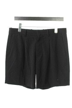 マルニ/MARNI ウールハーフパンツ(46/ブラック)【BS99】【メンズ】【602091】【中古】bb15#rinkan*B