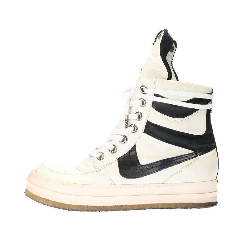 メンズ靴, スニーカー Chrome Hearts Rick Owens GEOBASKET(42.5)SJ02820191bb8 2rinkanB