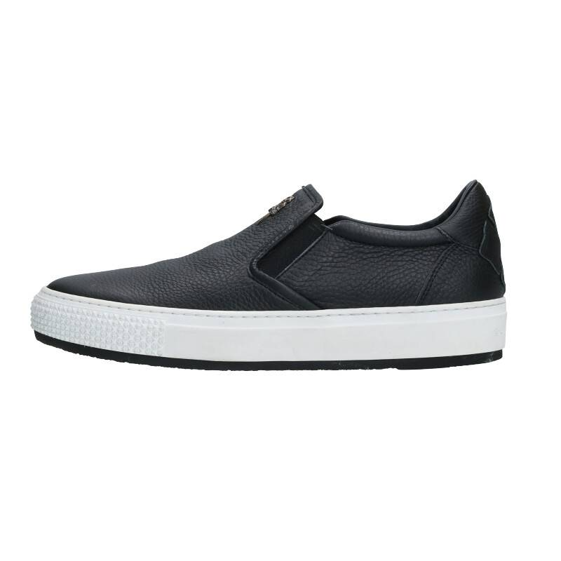 メンズ靴, スニーカー Chrome Hearts SLIP ON BLK CALFCH(42)SJ02512002bb82rink anB