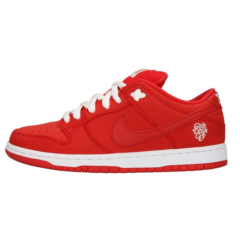 メンズ靴, スニーカー NIKE Girls Dont Cry :25cm DUNK LOW PRO QS BQ6832-600()OM10809002bb216r inkanB