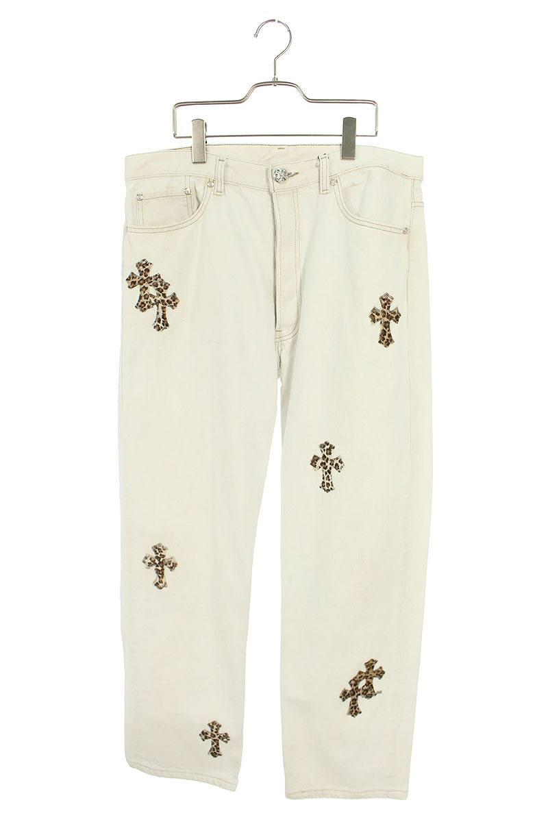 メンズファッション, ズボン・パンツ Chrome Hearts :34 U VNTG JEAN WHRED TAB()SJ02910102bb132rinkanS
