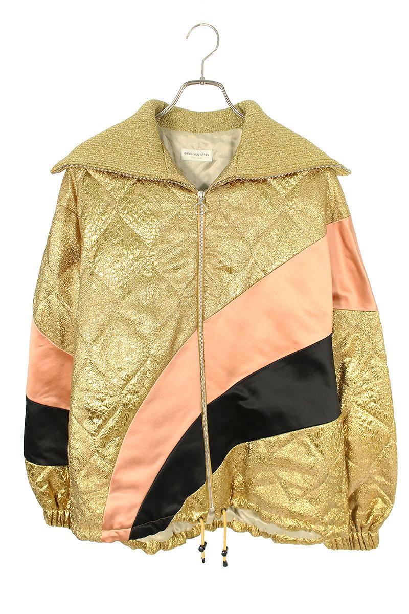 レディースファッション, コート・ジャケット DRIES VAN NOTEN 18AWVINDIX 6508(XS,S)BS99101102bb92rink anS