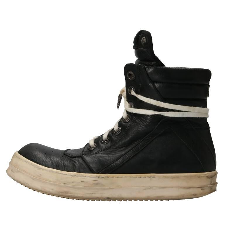 メンズ靴, スニーカー Chrome Hearts Rick Owens :42 GEOBASKETCH()SS07402102bb30r inkanB