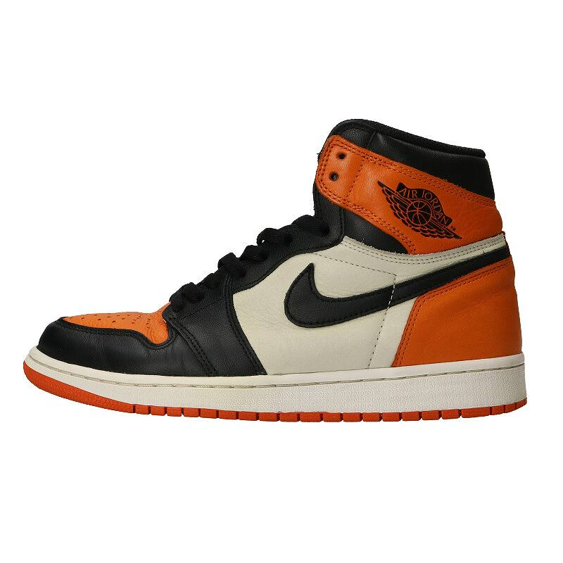 メンズ靴, スニーカー NIKE :27.5cm 2015AIR JORDAN 1 RETRO HIGH OG SHATTERED BACKBOARD 555088-0051()HJ12312012bb35r inkanB