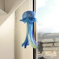 クラゲのぬいぐるみ風鈴
