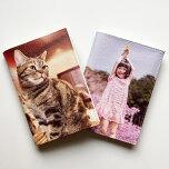 オーダーメイドのブックカバーあなたの好きな写真で作れる!