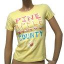 Pineapple County orijinal spangle T-shirt パイナップルカウンティ オリジナル スパンコール レディース Tシャツ 半袖
