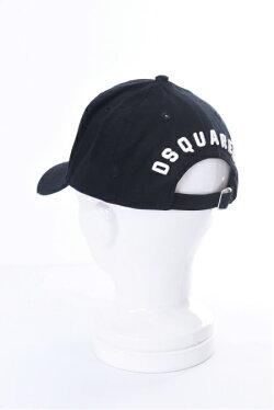 Dsquared2ディースクエアードICONBASEBALLCAPメンズレディースベースボールキャップロゴ刺繍ベルトアウトドアレジャー