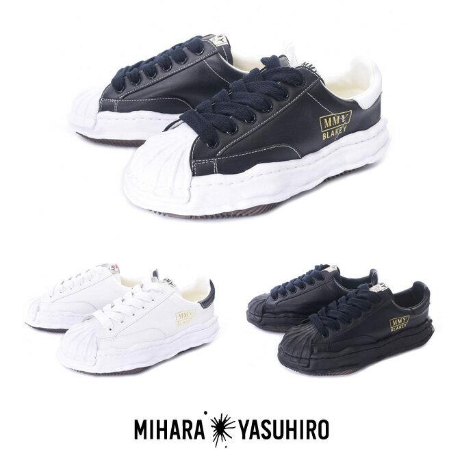 メンズ靴, スニーカー  11Maison MIHARA YASUHIRO BLAKEY LOW 38-39 40-43 23.5-24.5cm 25.0-27.5cm A06FW702