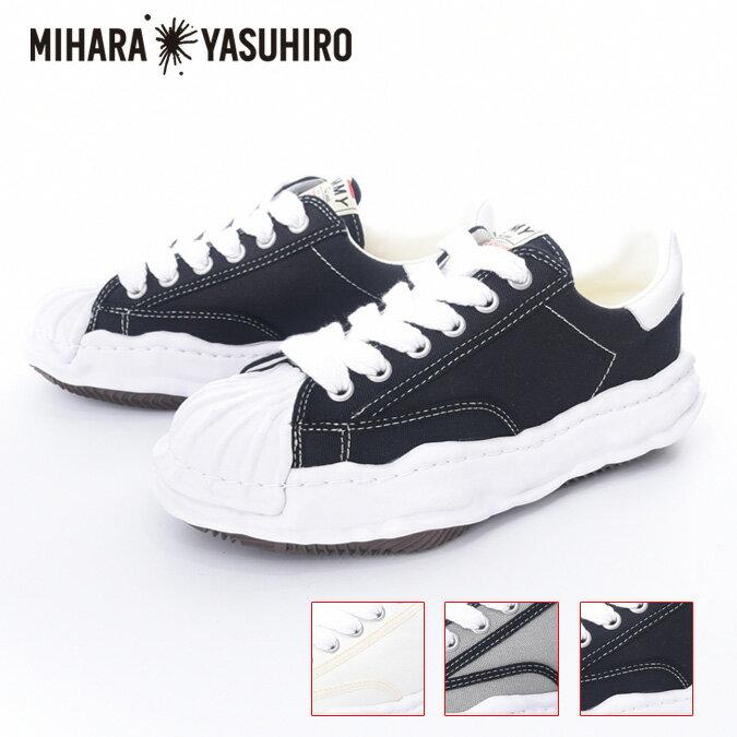 メンズ靴, スニーカー  11Maison MIHARA YASUHIRO BLAKEY OG Sole Canvas Low-top Sneaker 37-44 23.0-28.0 A06FW704