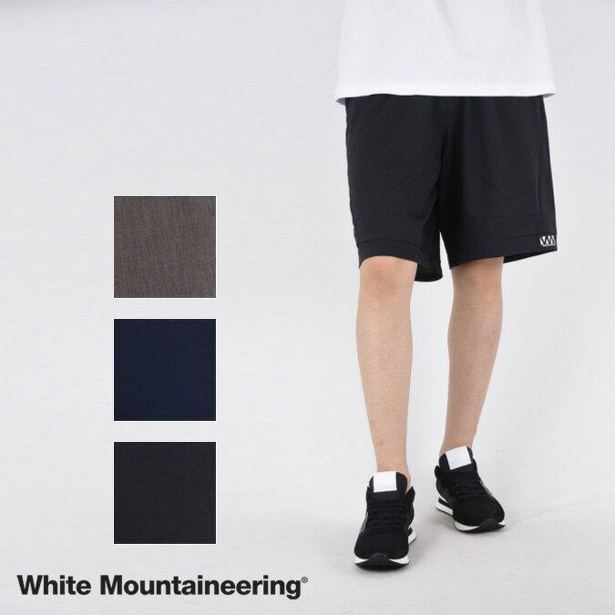 メンズファッション, ズボン・パンツ White Mountaineering LAYERED EASY HALF PANTS 0-2 S-L RW2171407